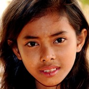 Young Cambodian Girl