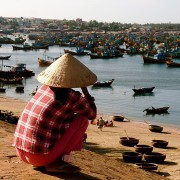 Vietnam: Mui-Ne Fishing Boats