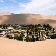Huacachina: Oasis in Peru